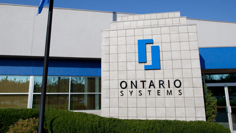 Ontario Systems. File photo.