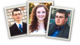 Creviston Scholarships Awarded