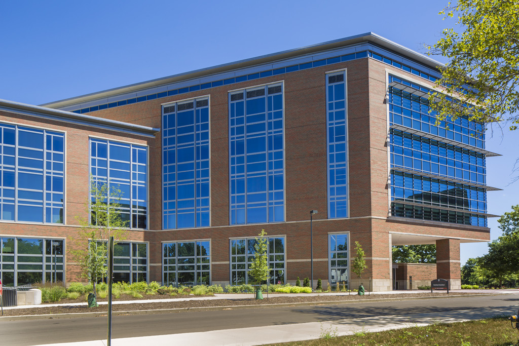 Ball State's Renovated Botsford/Swinford Halls
