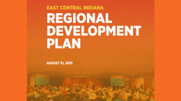 ECI Regional Cities Development Plan