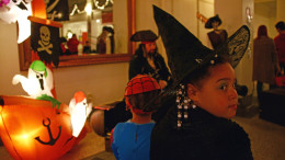 Free Children's Haunted House at Cornerstone. Photo provided.