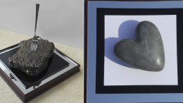 """Fork in the Road"" and ""Heart-Stone."" By: Tom Farris"