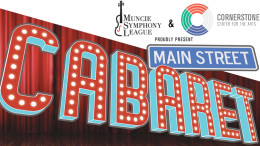 Main Street Cabaret Dinner Show comes to Cornerstone, February 20th. Photo provided.