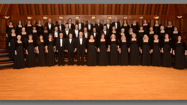 Photo provided by: Masterworks Chorale