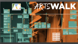 The ArtsWalk Map