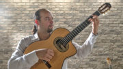 Flamenco guitarist Nicholas Marks. Photo provided.
