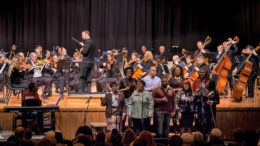 The last MSO MLK, Jr. concert with Expression of Praise is pictured. Photo provided.