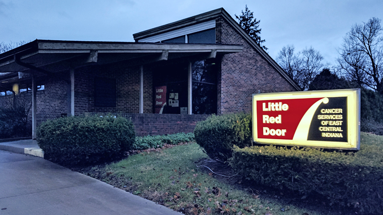 Little Red Door, Cancer Services of East Central Indiana. Photo provided.