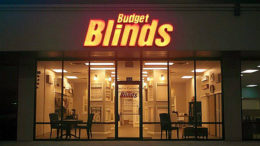 Budget Blinds of Muncie located at 827 S. Tillotson Avenue in Muncie.
