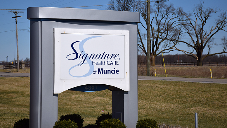Signature HealthCARE of Muncie, 4301 N. Walnut Street. Photo by: Mike Rhodes