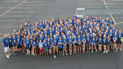 Students who participated in last year's SERVE week are pictured. Photo courtesy of Union Chapel.