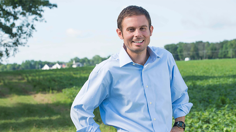 Jonathan Lamb, Republican 6th District US House of Representatives Congressional Candidate. Photo provided.