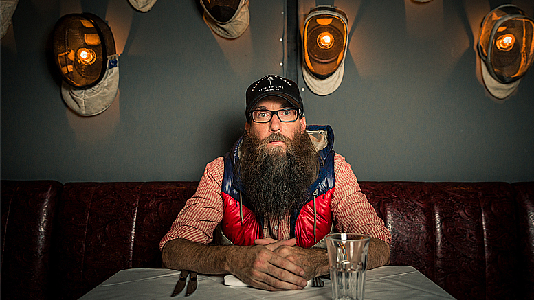 CROWDER to appear at Emens Auditorium on Saturday, November 4th. Photo provided.
