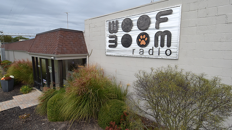 The offices of Woof Boom Radio located at 800 E. 29th Street in Muncie. Photo by: Mike Rhodes