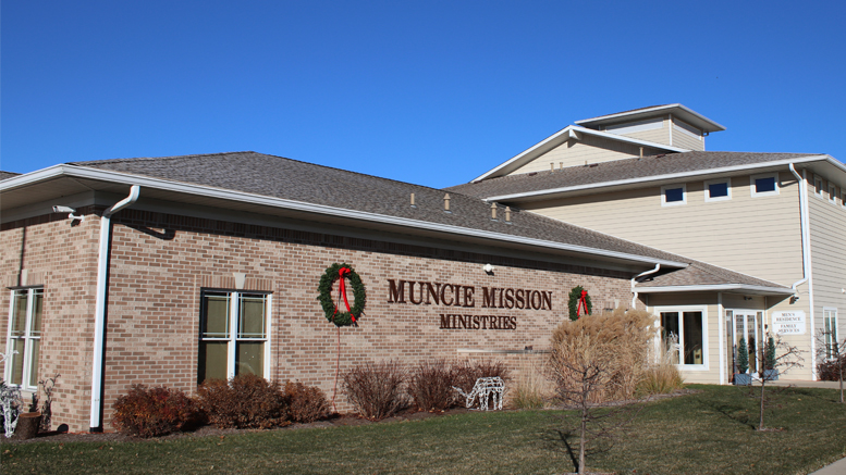 Muncie Mission Ministries. Photo provided.