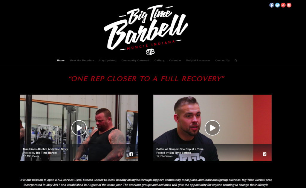 Click on the image above to go to the Big Time Barbell website.