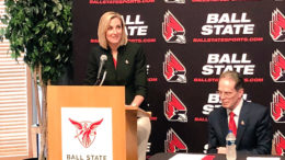 Photo courtesy of Ball State Sports