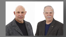 (L-R) Gary Pavlechko and Dom Caristi. Photo provided.