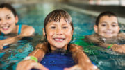 Kids can learn to swim at the YMCA. Photo provided.