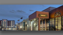 The Horizon Convention Center in downtown Muncie. Photo courtesy of Horizon Convention Center