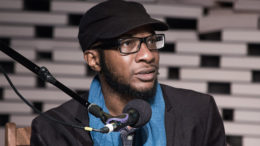 Teju Cole, award-winning novelist, essayist, photography critic for The New York Times Magazine, and the Gore Vidal Professor of the Practice of Creative Writing at Harvard University. Photo provided.