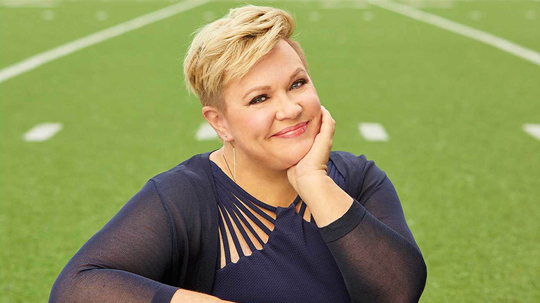 Holly Rowe. Photo provided