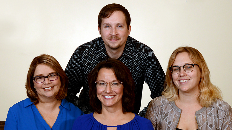 Your United Way of Delaware County team. Photo provided