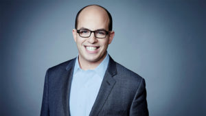 Brian Stelter, chief media correspondent for CNN. Photo provided.