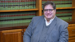 James R. Williams is a partner at Defur Voran law firm in Muncie, and president of the