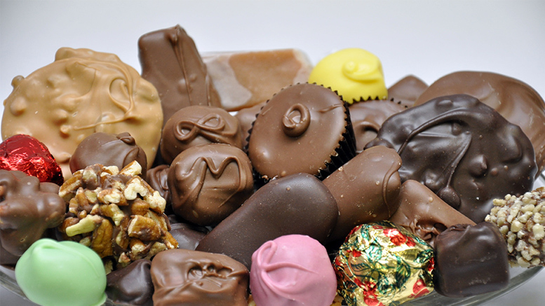 An assortment of some of the delicious candy made by Lowery's. Photo provided