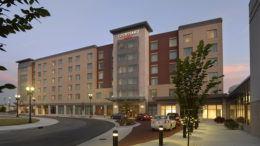 Courtyard By Marriott, Muncie. Photo provided