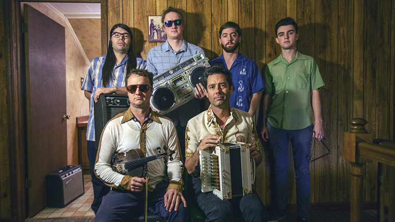 The Lost Bayou Ramblers are a critically acclaimed and Grammy nominated group fusing the world music Cajun traditions with modern sounds. Photo provided