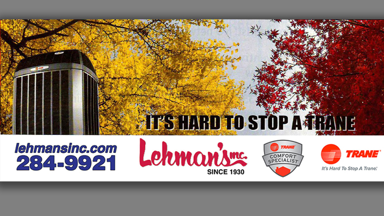 Lehman's Inc. Servicing East Central Indiana since 1930.