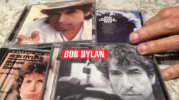 Just a few of the recordings from Bob Dylan's standout career. Photo by: Nancy Carlson