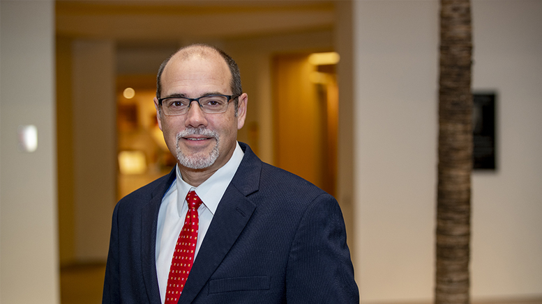 James Acton, who has more than 25 years of experience in alumni relations, will become the next president of the Ball State University Alumni Association, effective December 3, 2019. He will also serve as the Ball State University Foundation's vice president of alumni engagement. Photo provided