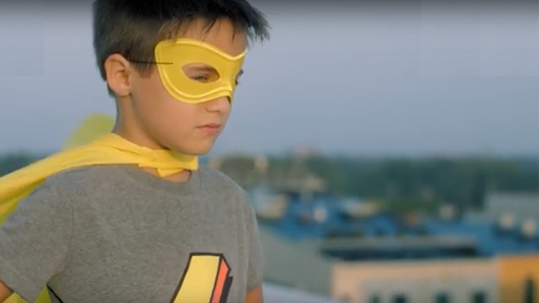 What is a hero? Image courtesy of the United Way of Delaware and Henry Counties. Watch the video below to find out.