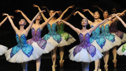 Shanghai Ballet will perform at Emens Auditorium on January 24 at 7:30 p.m.