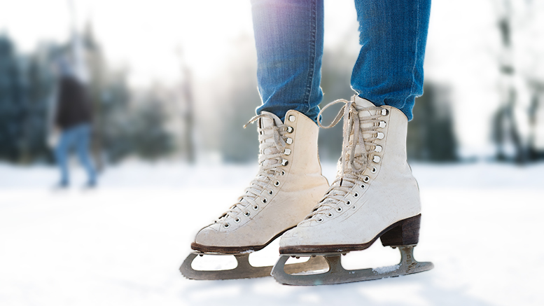 Major life changes happen while you're ice skating, not all of them good.